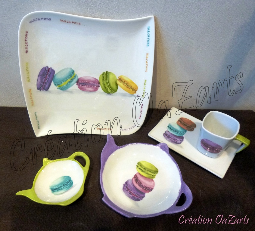 "Collection ""Macarons"""